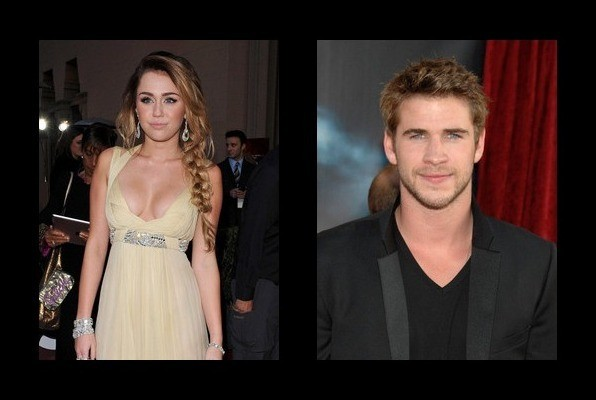 Miley Cyrus was engaged to Liam Hemsworth