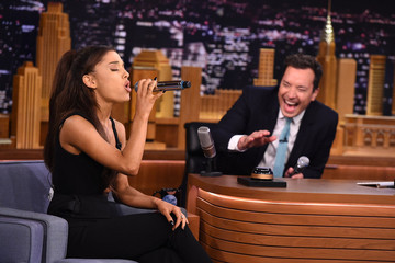 Ariana Grande's Impression of Christina Aguilera Will Give You Life