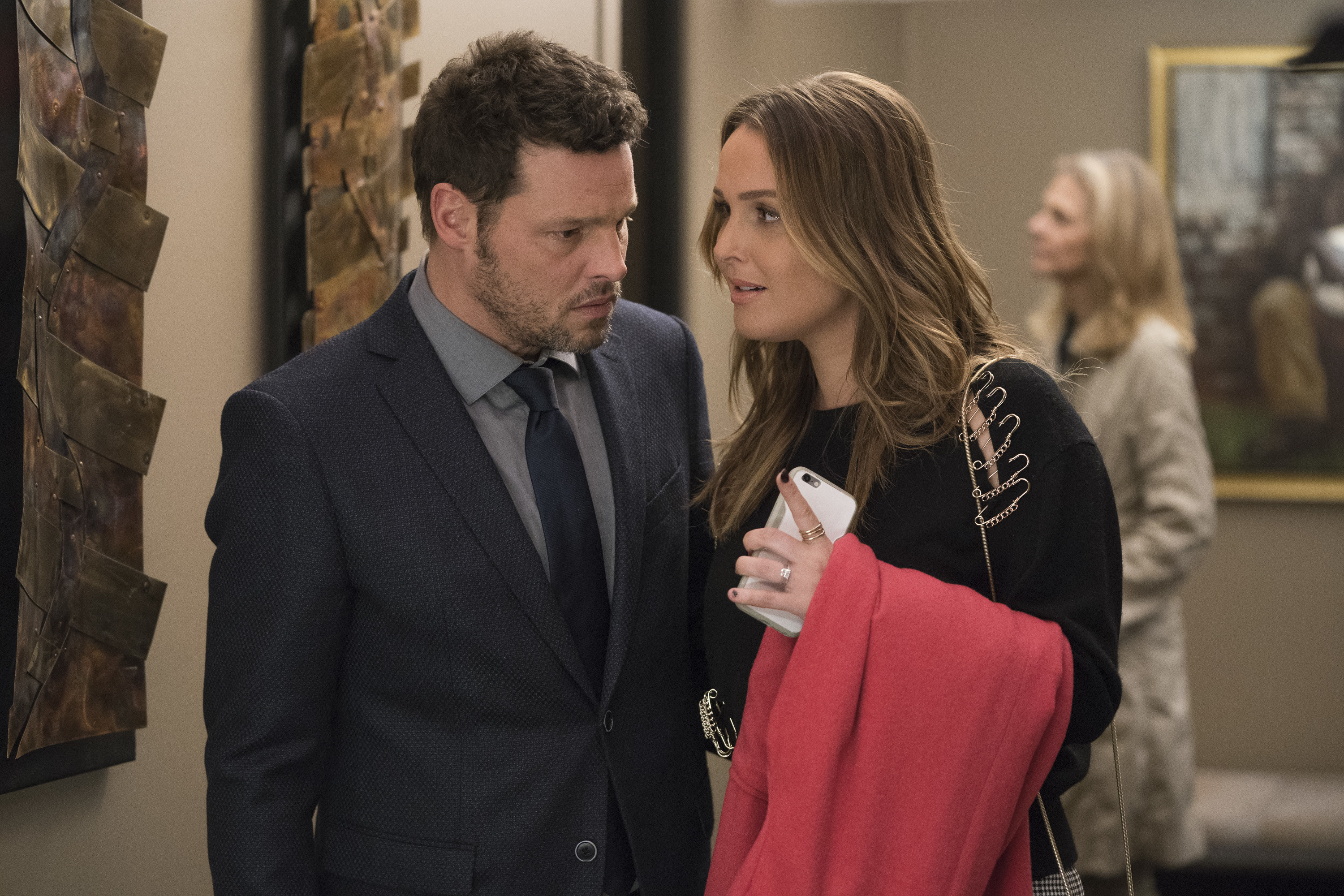 Camilla Luddington Talks About The Hardest Episode She Ever Shot On 'Grey's Anatomy'