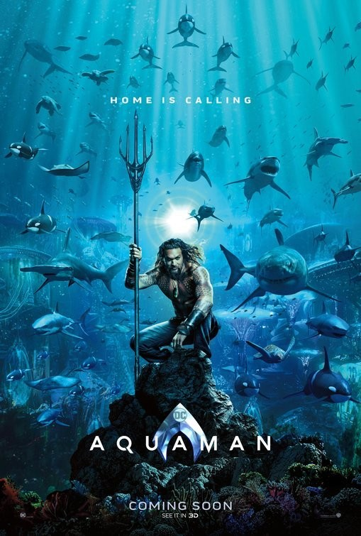 The Many Reasons Why 'Aquaman' Will Be A Major Flop