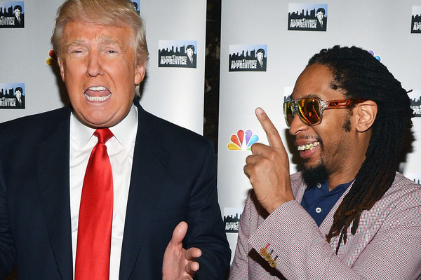 Trump Claimed Not To Know 'Celebrity Apprentice' Contestant Lil Jon During A Press Conference