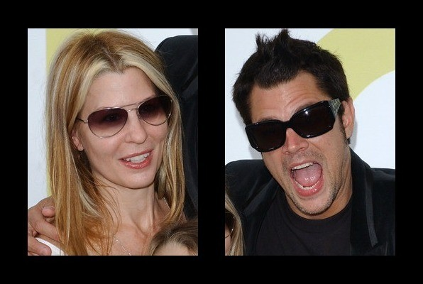 Johnny knoxville dating history