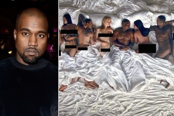 Kanye West's 'Famous' Music Video Is Trash, Not Art