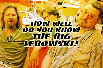 How Well Do You Know 'The Big Lebowski'?