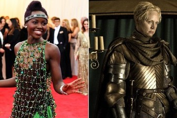 Lupita Nyong'o and Brienne from 'Game of Thrones' Are Going to Be in 'Star Wars: Episode VII'!