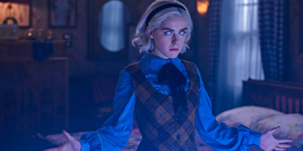How This Greek Myth Foreshadowed The Climax Of 'Chilling Adventures Of Sabrina' Part 2