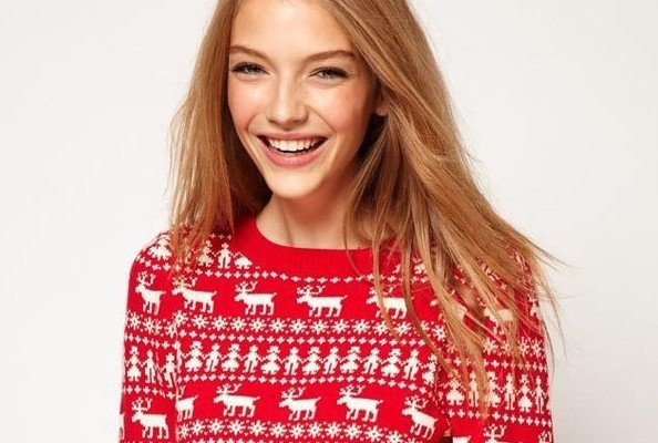 Guess Who's Buying all Those Reindeer and Snowflake Sweaters?