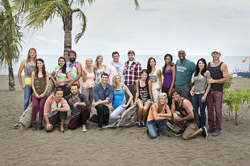 Meet the Cast of 'Survivor: Blood Vs. Water'