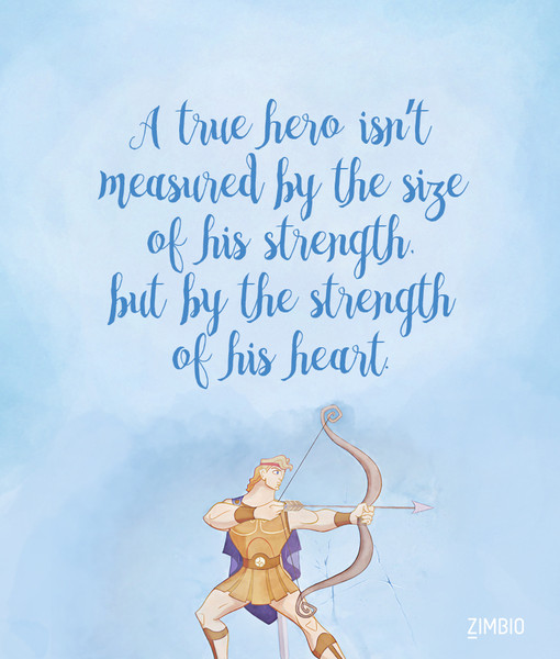 be your own hero these inspirational disney quotes will instantly