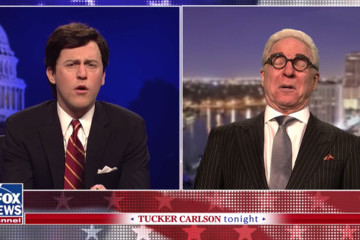 Steve Martin Appears On 'SNL' As Roger Stone Following Trump Confidante's Arrest