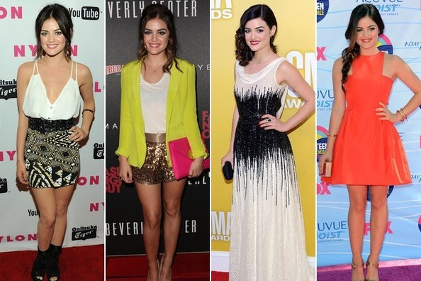 Lucy Hale's Best Looks Ever