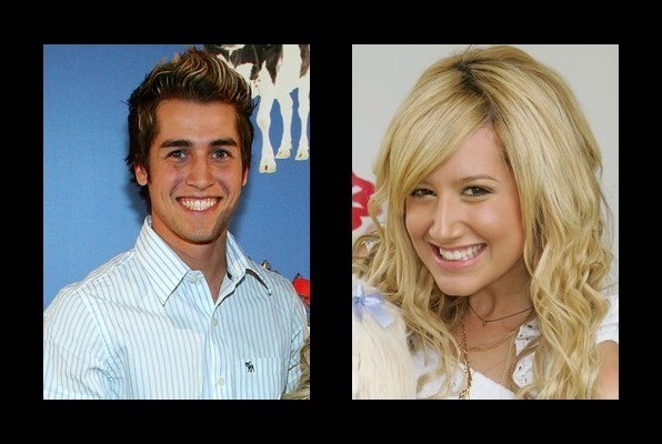 Jared Murillo dated Ashley Tisdale