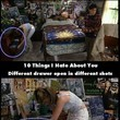 Drawer Up — '10 Things I Hate About You'
