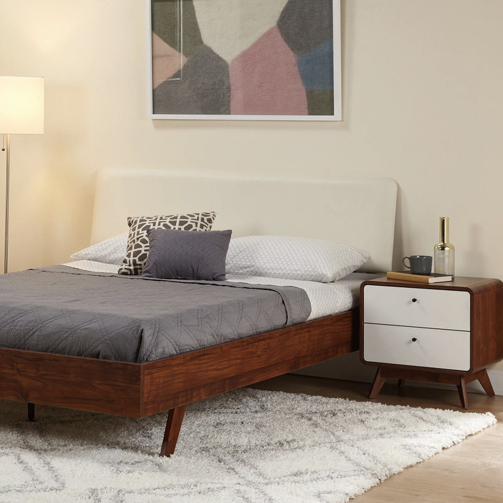 Simple Living Cassie Mid Century Bedroom Set. The Best Affordable Bedroom  Sets For Every Style