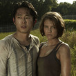 Glenn and Maggie ('The Walking Dead')