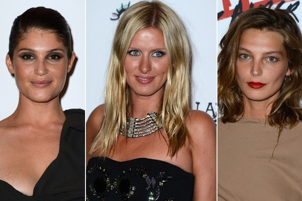 Who Had The Best Hair & Makeup at the Lancome Show By Alber Elbaz Party?