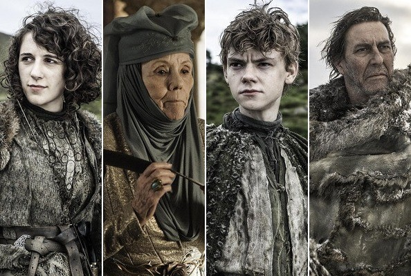 Get to Know the New Faces on 'Game of Thrones'