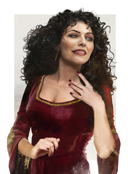 Mother Gothel - Here's What Tons of Disney Characters Would