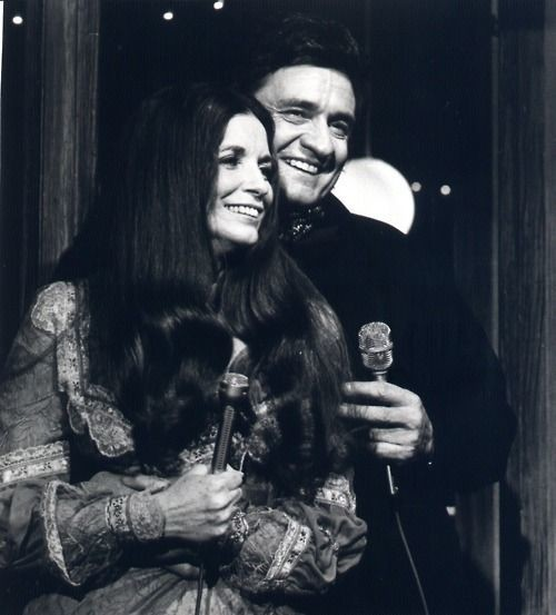 June Carter And Johnny Cash Throwback Photos Of Iconic Hollywood