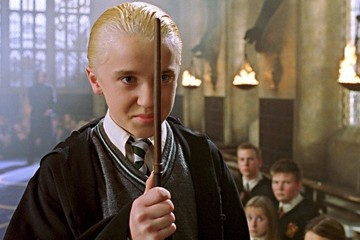 Famous Slytherin Draco Malfoy Finds Out He's Actually a Gryffindor