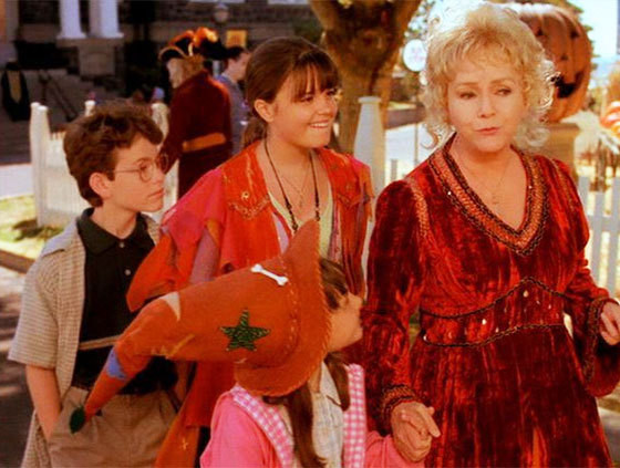 Remember 'Halloweentown?' Well, Turns out It's a Place You Can ...