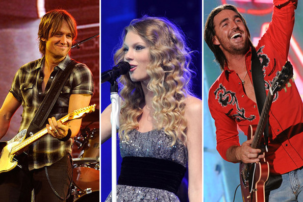 2009 Country Music Awards Nominees