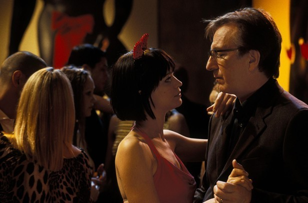 Here's What Really Happened Between Karen and Harry from 'Love Actually'