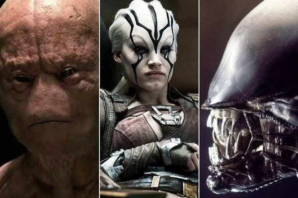 Aliens in Movies Through the Years