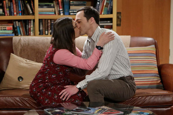 Amy and Sheldon Are Finally Going to Engage in Coitus on 'Big Bang Theory'!