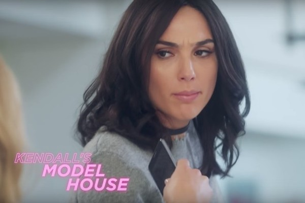Gal Gadot's Expert Imitation of Kendall Jenner on 'SNL' Will Have You ROFL