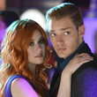 Jace and Clary ('Shadowhunters')