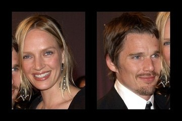 Uma Thurman Dating History