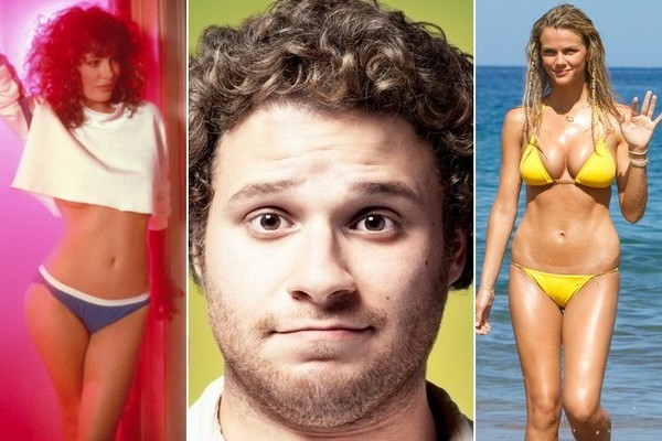 Girls in Movies Who Are Too Hot For the Guy