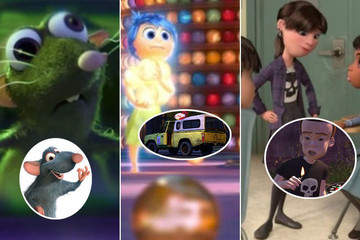 'Inside Out' Easter Eggs Revealed