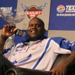Shaquille+O'Neal in Bombardier Learjet 550 - From zimbio.com