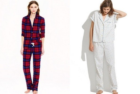 What to Wear: Thanksgiving Pajama Party