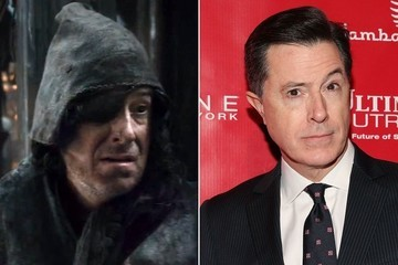 Watch Stephen Colbert's Very Brief Cameo in 'The Hobbit: Desolation of Smaug'