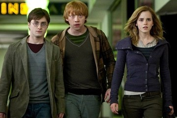 J.K. Rowling Has a New Story About Grown-Up Harry, Hermione, and Ron