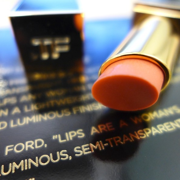 Our 5 Favorite New Tom Ford Lip Color Shine Colors