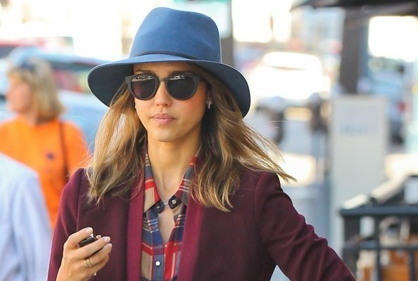 Jessica Alba's Latest Style Obsession