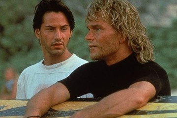 25 Things You May Not Know About 'Point Break'