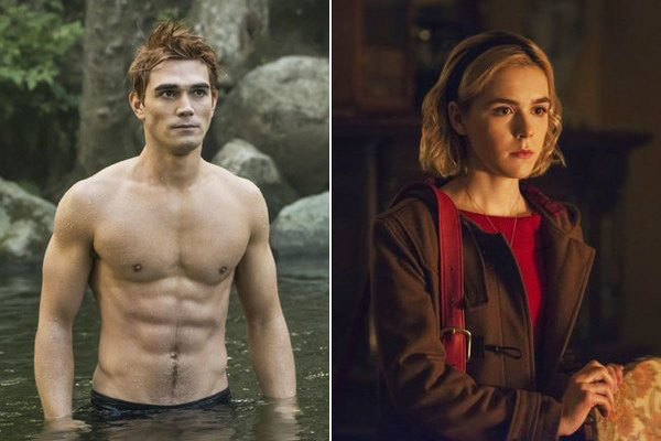 A 'Riverdale' And 'Chilling Adventures Of Sabrina' Crossover Is Totally Possible