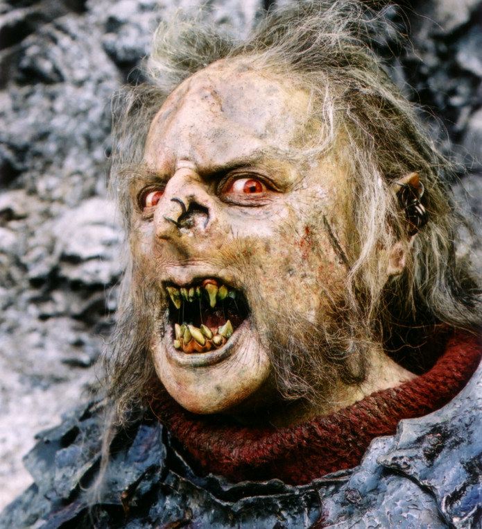 Becoming an Orc - Things You Never Knew About 'The Lord of ...