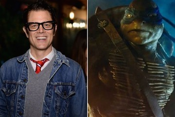 Johnny Knoxville Will Voice Leonardo in the New 'Ninja Turtles' Movie!