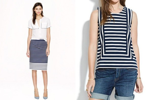 Easy Outfit Upgrade: Match Your Shirt to Your Skirt