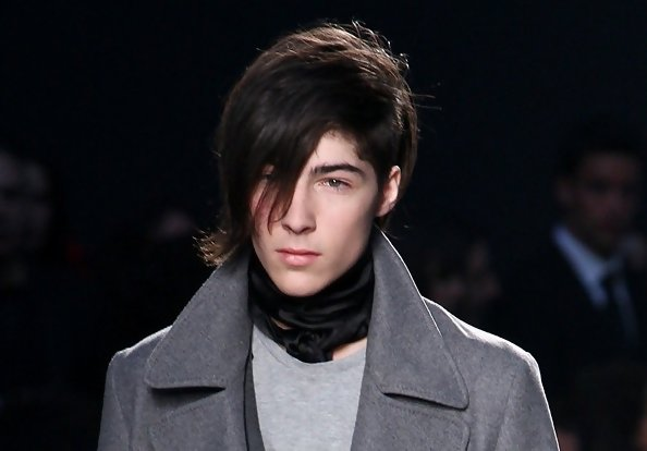 Emo Hairstyles From The Milan Runway
