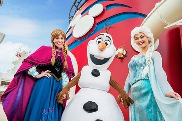 'Frozen', the Trend That Will Never Die, Is Headed to the High Seas