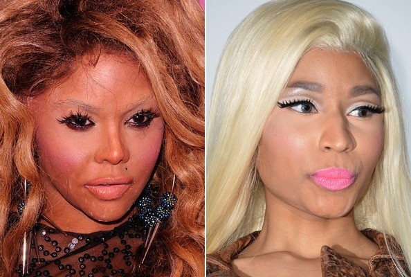 Lil kim vs nicki minaj 2018