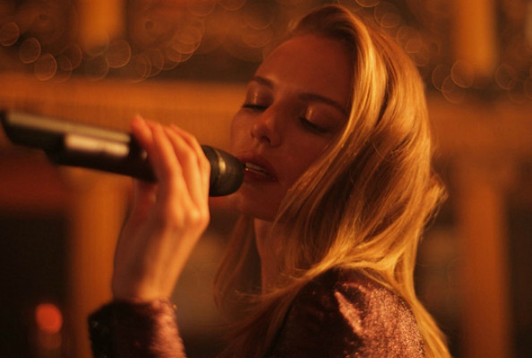 Kate Bosworth Sings in Topshop's New Holiday Video