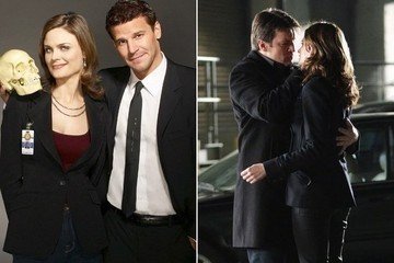 Bracket Breakdown: Booth and Bones VS. Castle and Beckett